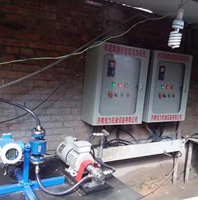 高粘度计量泵适用环境